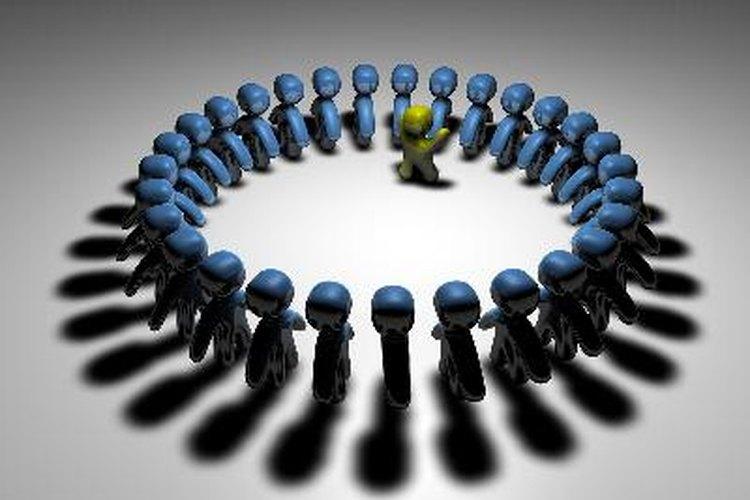 El macho alfa es el que en cualquier situación dada se para como el líder del grupo.
