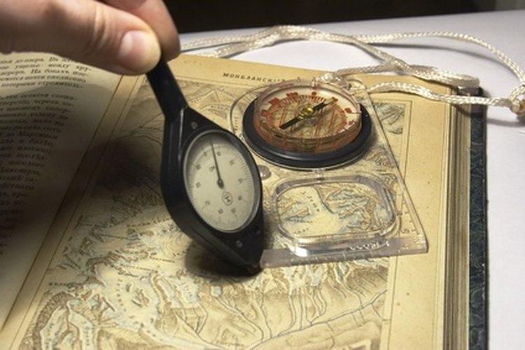 Refina tu mapa de minerales a medida que vayas obteniendo datos más precisos.