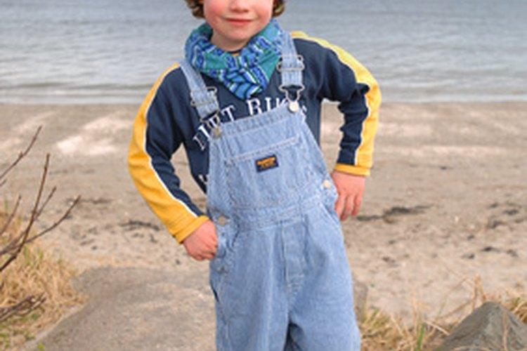 Mostrar carácter es signo de un desarrollo adecuado a la edad preescolar.
