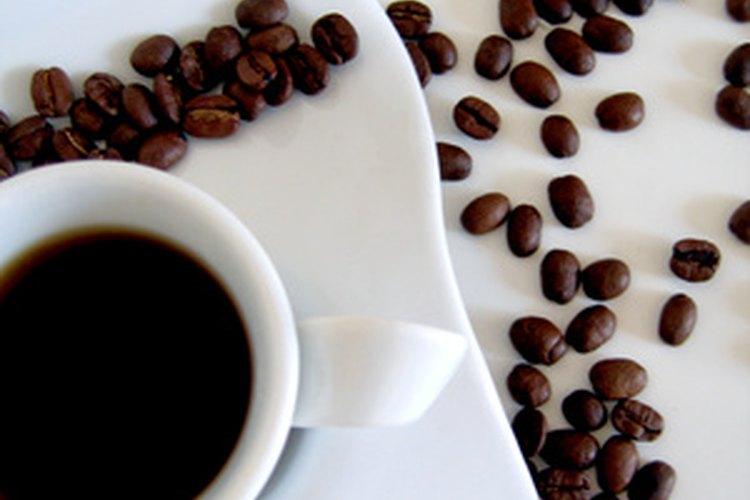 El promedio del pH del café es de 5,0.