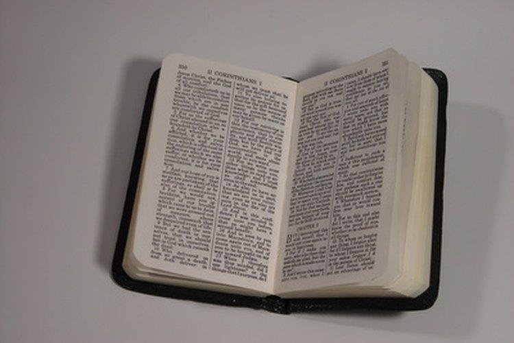 Las actividades bíblicas pueden ayudar a los niños a aplicar las enseñanzas a sus vidas.