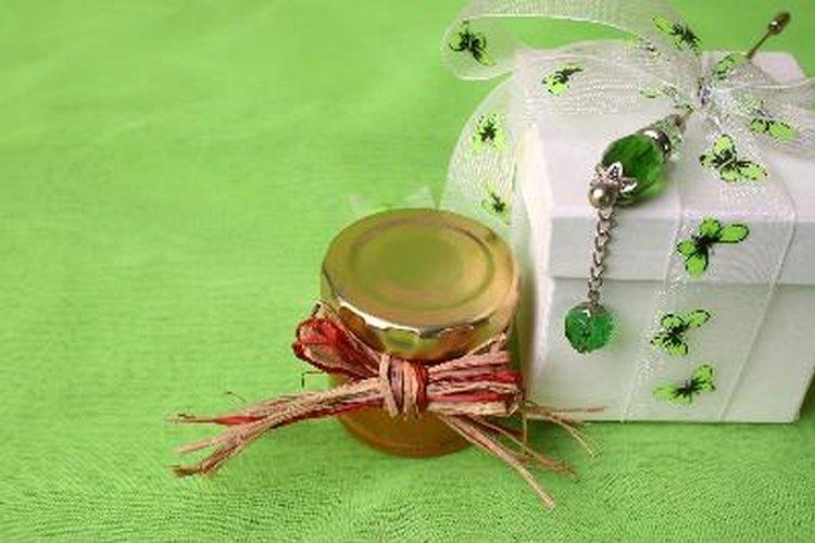 Pueden utilizarse para el embalaje de lujo de regalos para familiares y amigos.