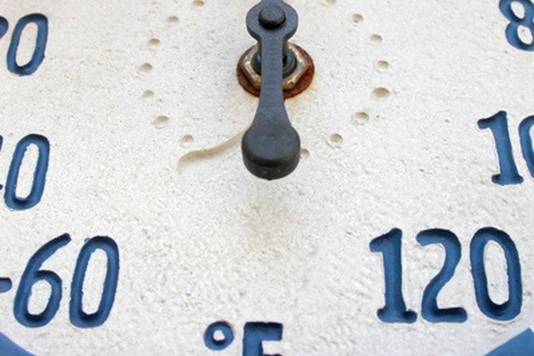 El mejor escenario para un día de invierno, cuando la familia está en casa es de 68 grados Fahrenheit (20 ºC).