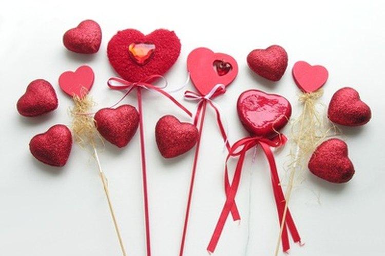 El amor es el tema del día.