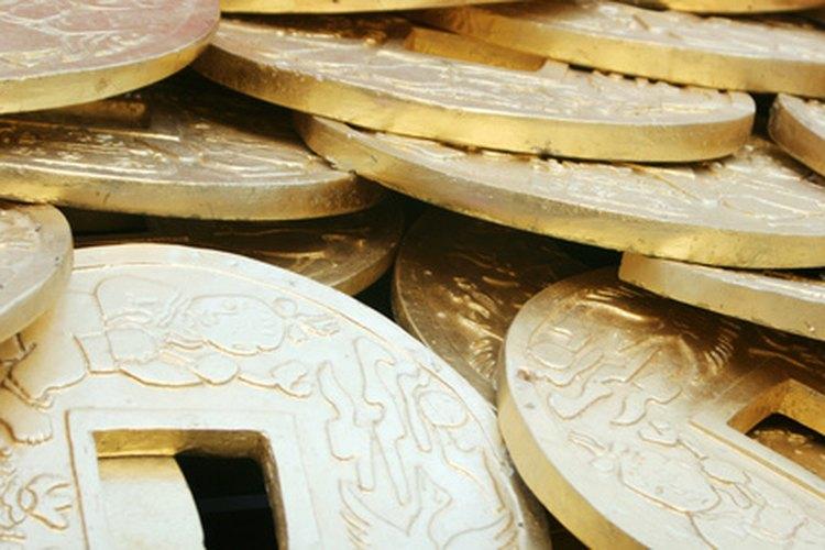 Las monedas chinas han sufrido muchos cambios desde sus comienzos.