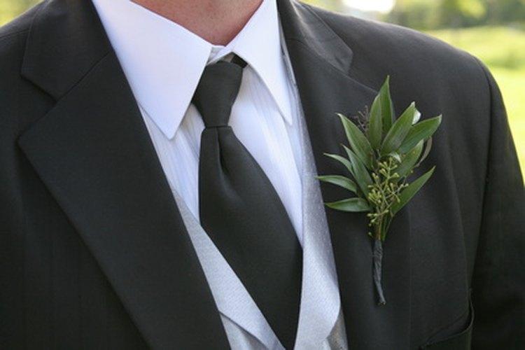 Vestimenta formal.