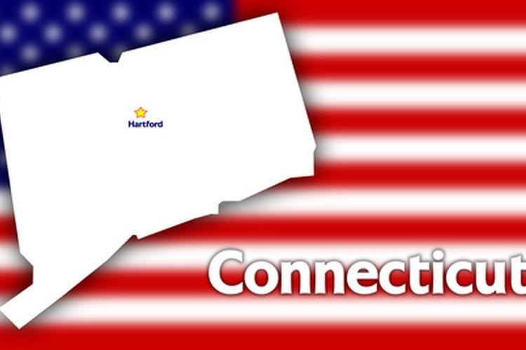 En algunos estados, como Connecticut, los gobiernos de un condado son limitados o inexistentes.