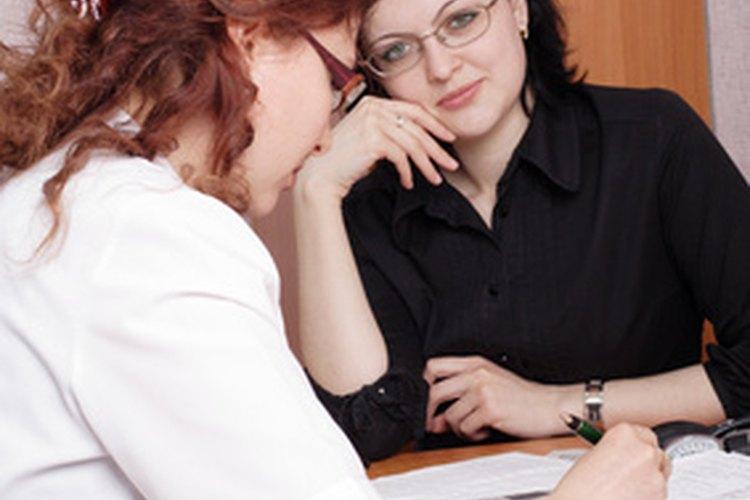 Asistentes dietéticas proporcionan información a los dietistas.