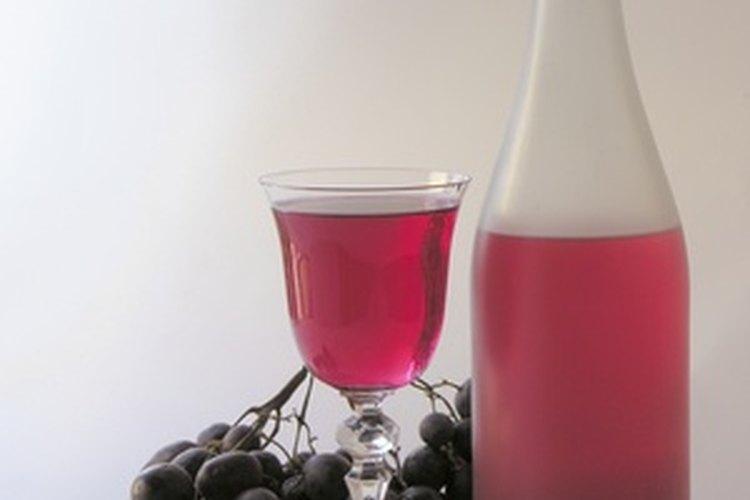 El Lambrusco es un vino ligero, dulce y espumoso.