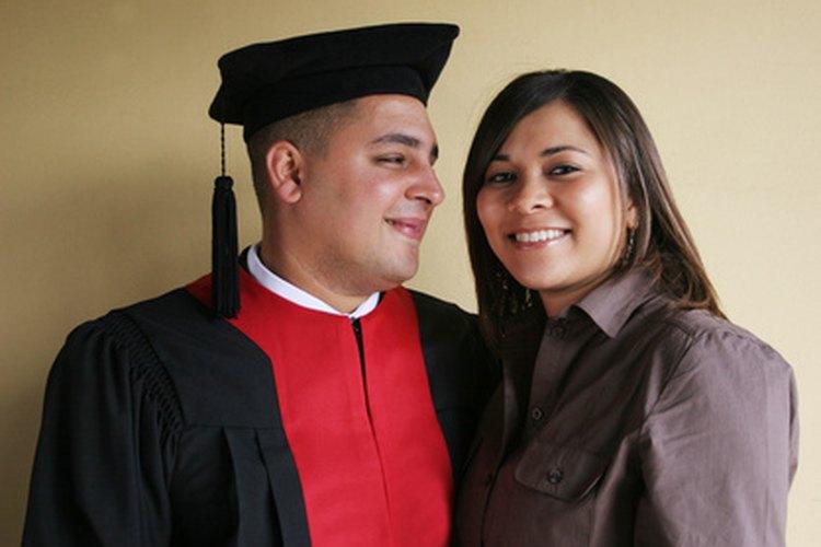 La ceremonia de graduación es un evento importante en tu vida.