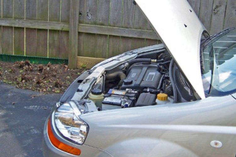 El motor V6 es opcional.