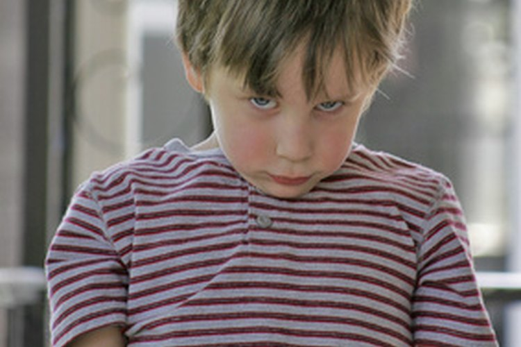 El trastorno con actitud desafiante negativa requiere mucha paciencia de parte de los padres.