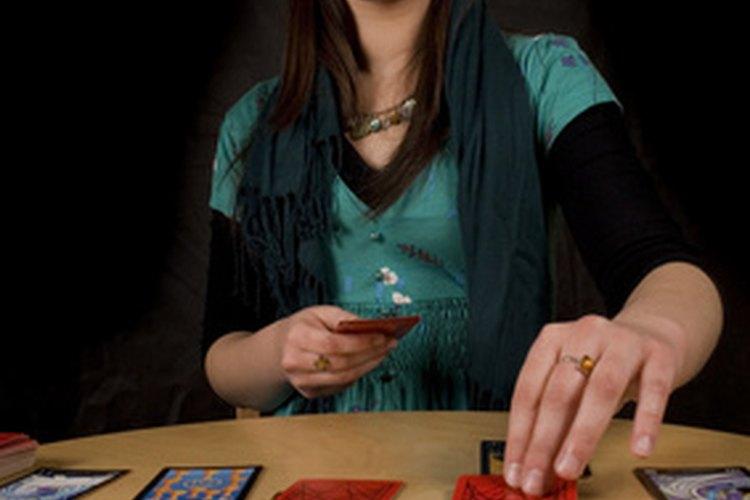 Las cartas del tarot son otro instrumento que algunos psíquicos usan.