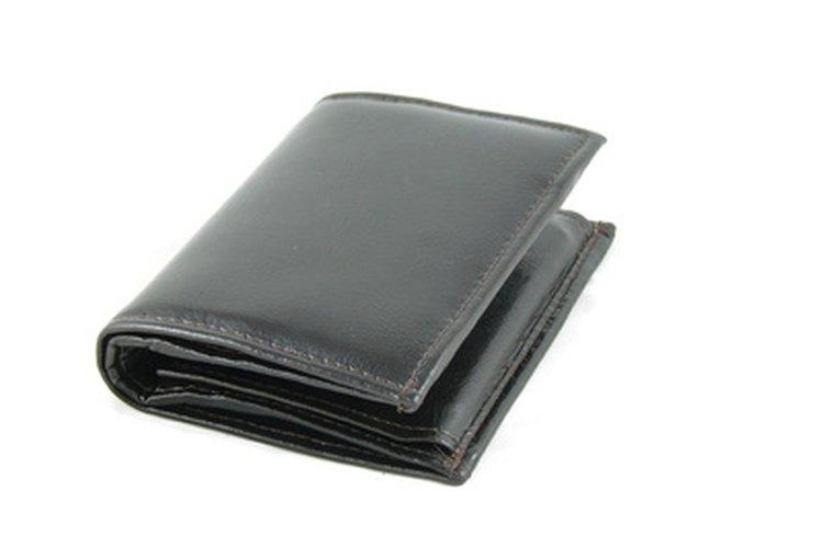 Las billeteras se venden en una variedad de estilos.