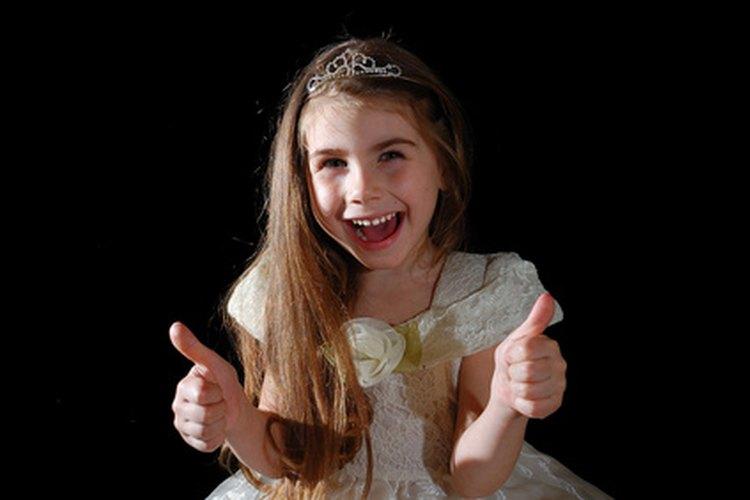 La temática de las princesas seguro que provocará numerosas sonrisas.