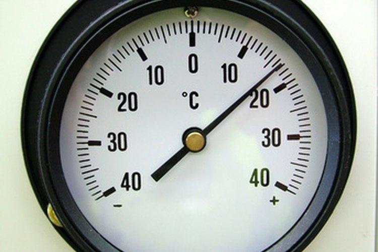 Un termostato manual hará lo mismo.