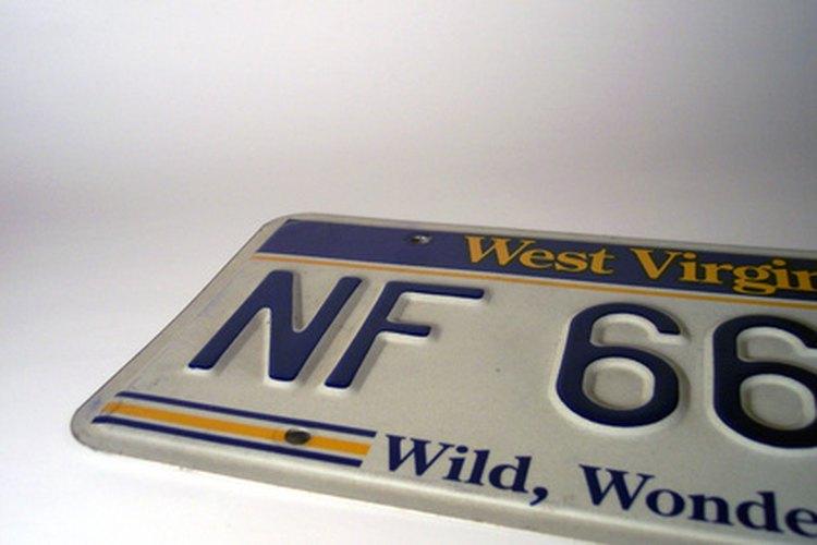 En algunas circunstancias los conductores se pueden ubicar por medio del número de la chapa de su vehículo.