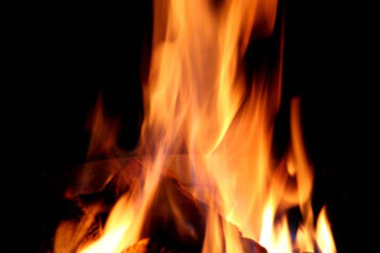 Detectores de humo ionizantes se desempeñan mejor en la detección de incendios con llamas.