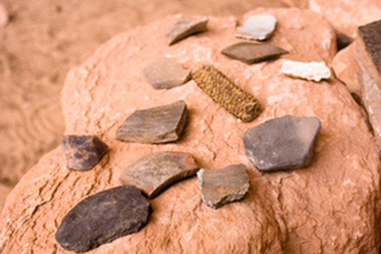 Los arqueólogos han encontrado impresiones de cestería dentro de antiguas vasijas de arcilla.