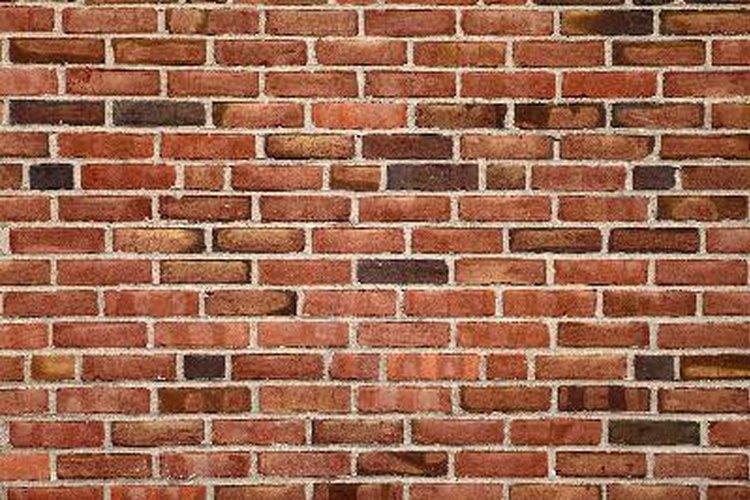 C mo lavar una pared de ladrillos - Ladrillos para pared ...