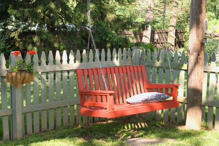 Ideas para una cerca para perros en el patio for Como organizar mi jardin
