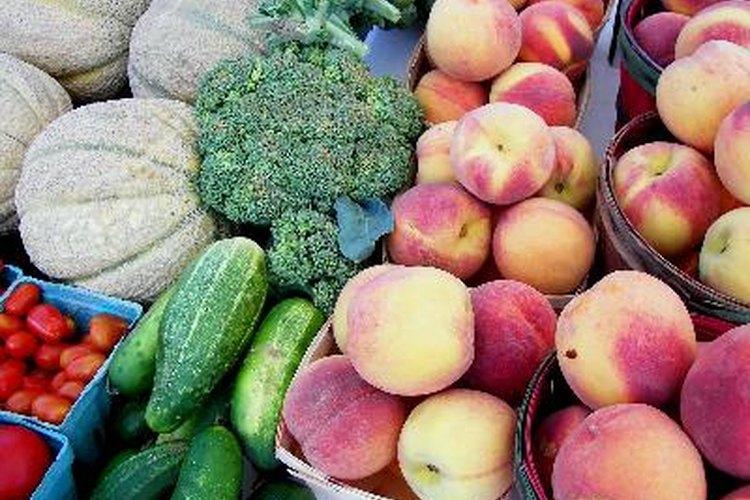 Las frutas y verduras son importantes, pero no trabajan solas.