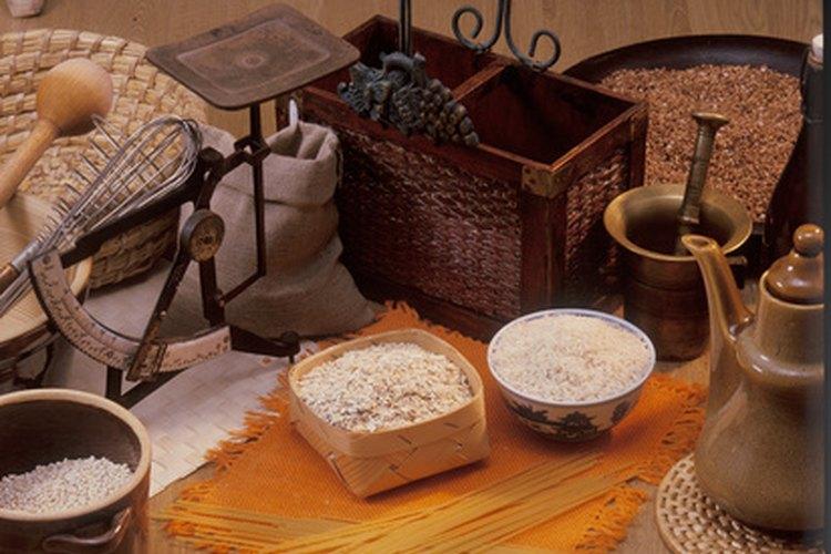 Las etapas de molienda determinan la diferencia entre la sémola y harina de trigo duro.