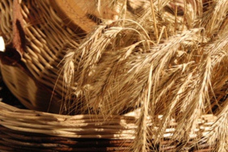 Cuando se comercializaba con las cestas llenas de productos, también se negociaba con las técnicas de cestería.