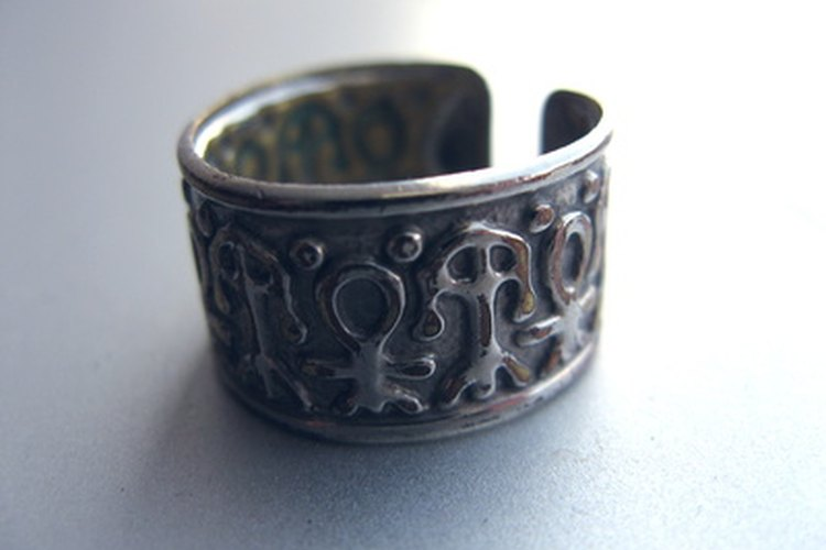 Un anillo de sello era un símbolo de autoridad y riqueza en el mundo antiguo.