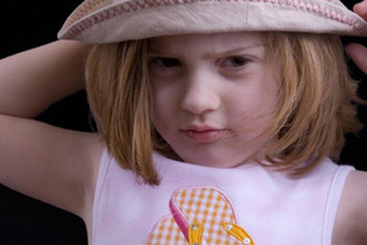 Los niños autistas realizan conductas extrañas para aliviar la ansiedad.