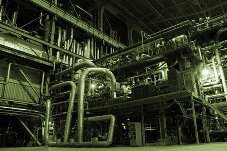 La eficiencia de combustión para alimentar calentadores está continuamente monitorizada.