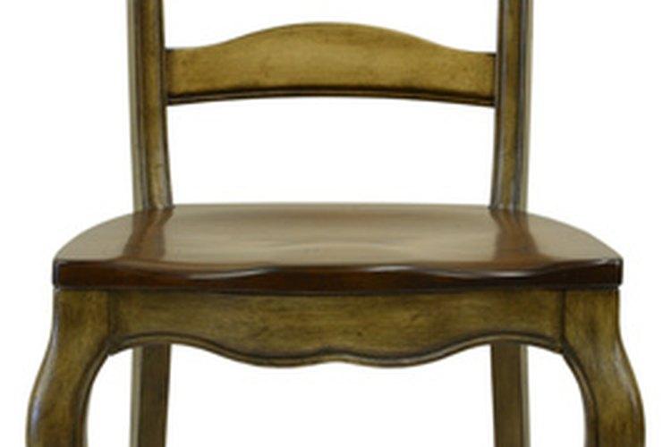 Tipos de patas de muebles antiguos |