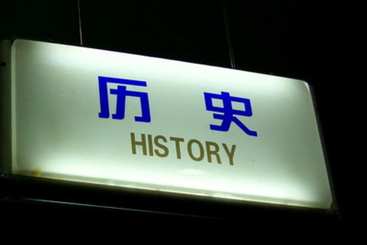 La historiografía pone a la historia debajo de la lupa.