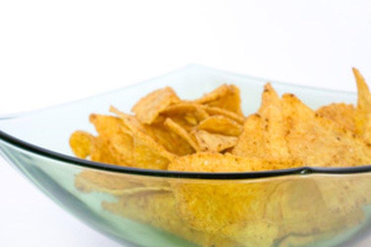 Las papas fritas son el refrigerio favorito de muchas personas.