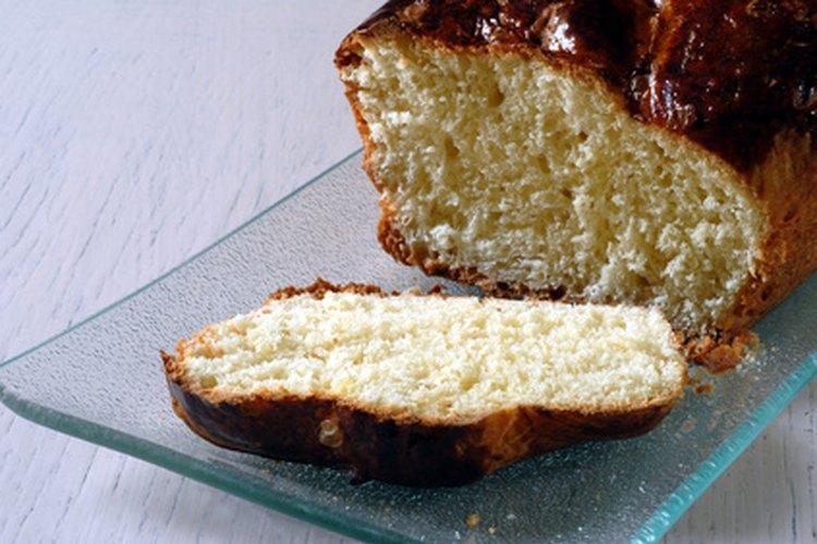 El brioche es uno de los alimentos italianos favoritos para el desayuno.