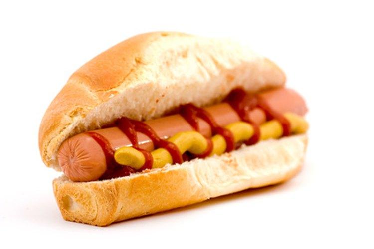 El perro caliente es tan estadounidense como lo es el pastel de manzana.