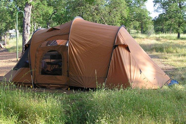 Los campamentos en Granbury son perfectos para las vacaciones y la pesca.