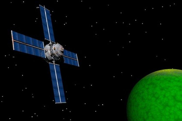Los satélites de comunicaciones tienen muchos transpondedores.
