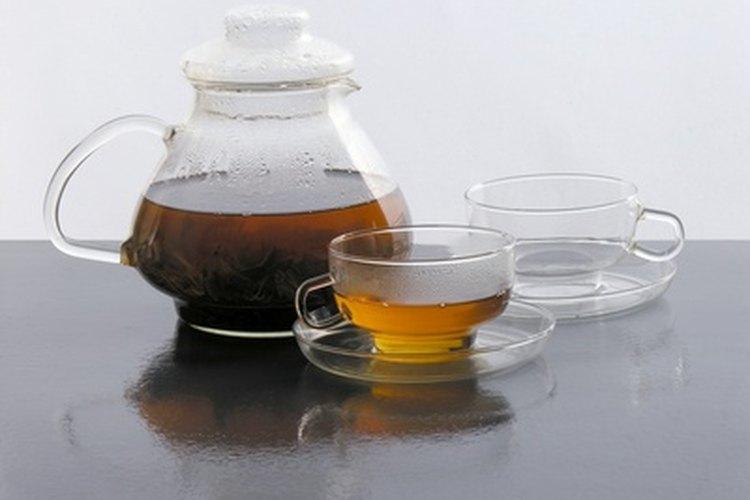 El té verde es una bebida desintoxicante básica.