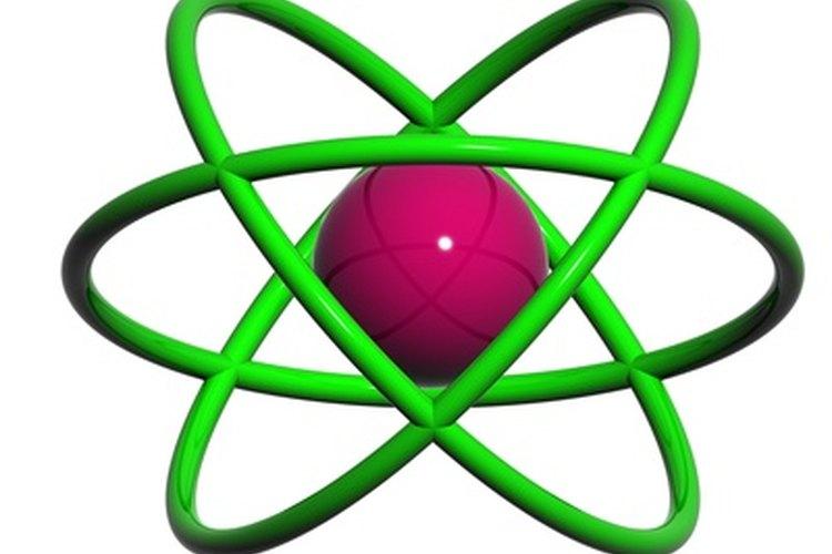 Los electrones, protones y neutrones son los componentes primarios de un átomo.
