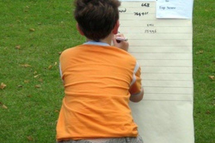 A los adolescentes les encantará jugar en la clase de inglés como segundo idioma.