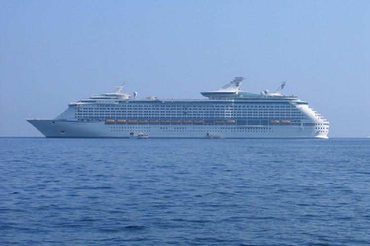 La mayoría de los cruceros están diseñados para los solteros maduros.