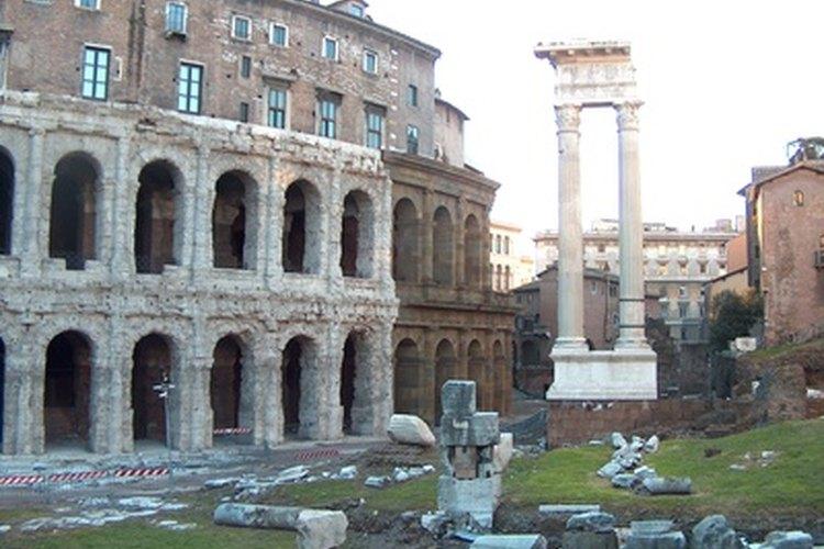 En la antigua Roma, el anillo se usaba como signo de propiedad.