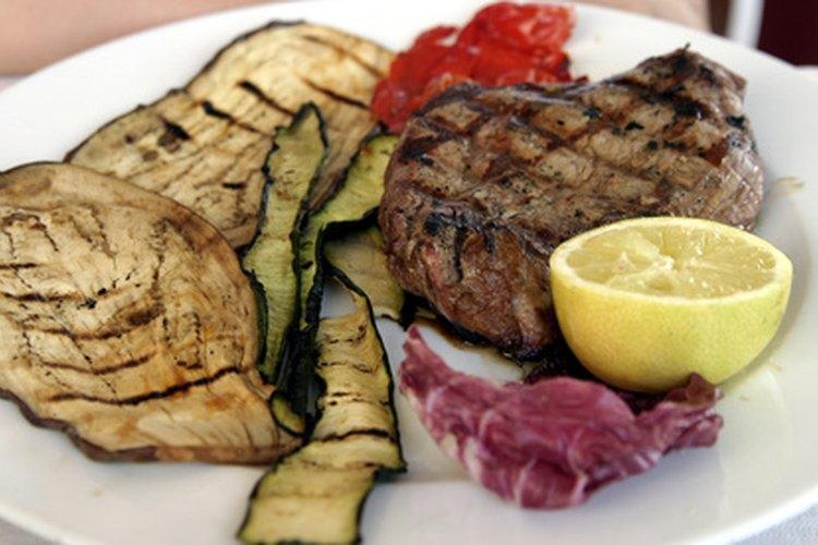 La carne es una fuente importante de proteínas.