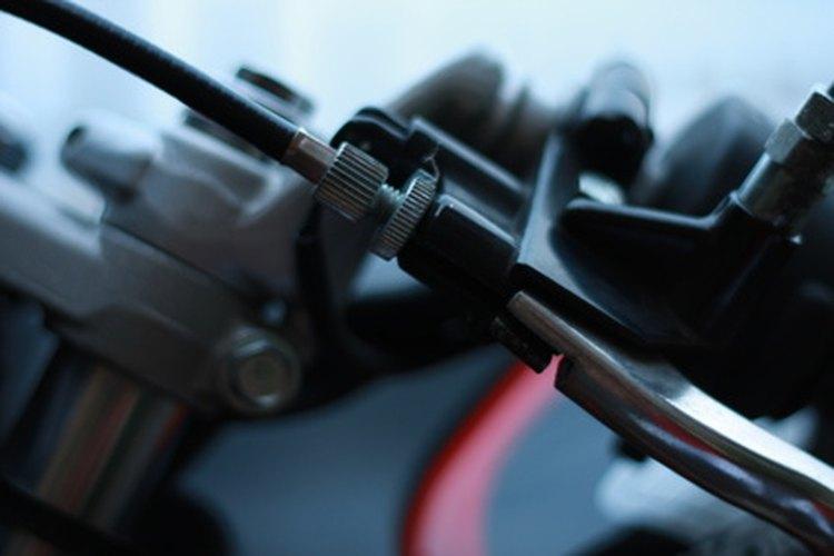 La Honda Rebel tiene un embrague multidisco húmedo.