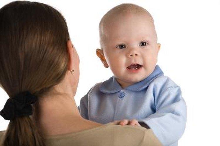 Existen muchas formas de sacar fotos a bebés.