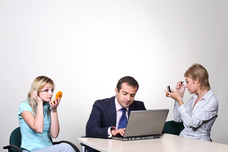 Los empleados que pierden el tiempo puede que sean evaluados de forma negativa en un reporte de calidad.