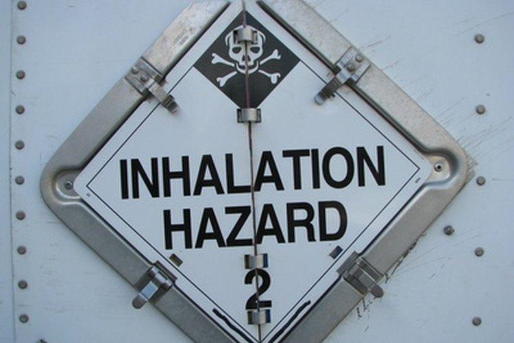 HMIS le informa lo peligroso que es un material para su salud.