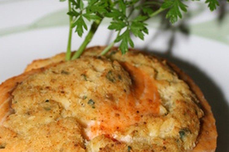 El salmón es nutritivo y tiene pocas calorías.