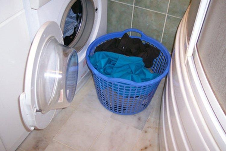 Las lavadoras Samsung requieren limpiezas ocasionales.